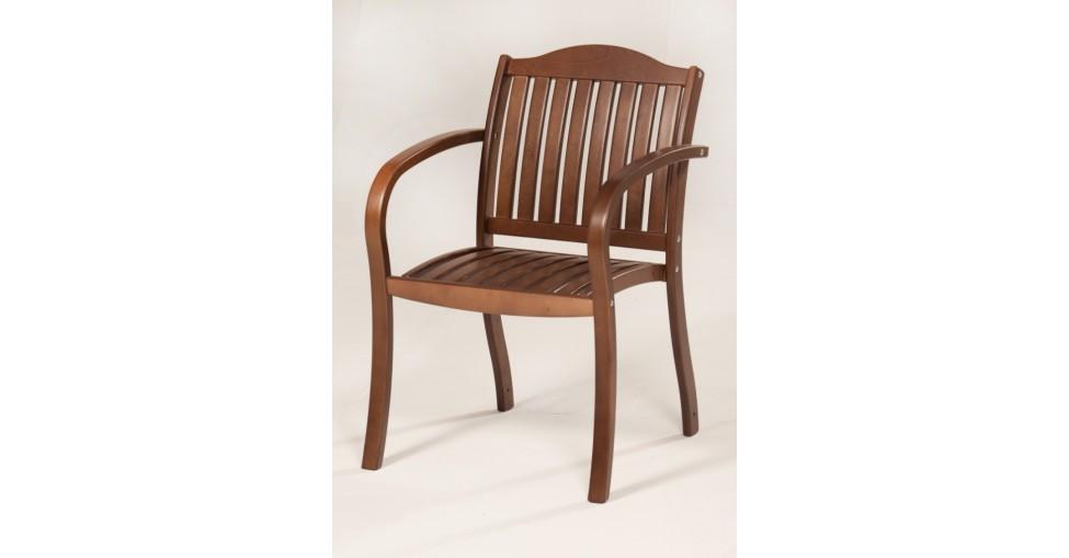 Кресло деревянное Верано