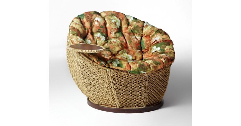 Кресло Омега со столиком полиамидное