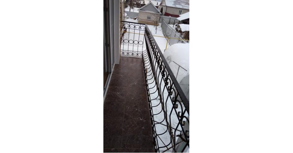 Ковка балконы