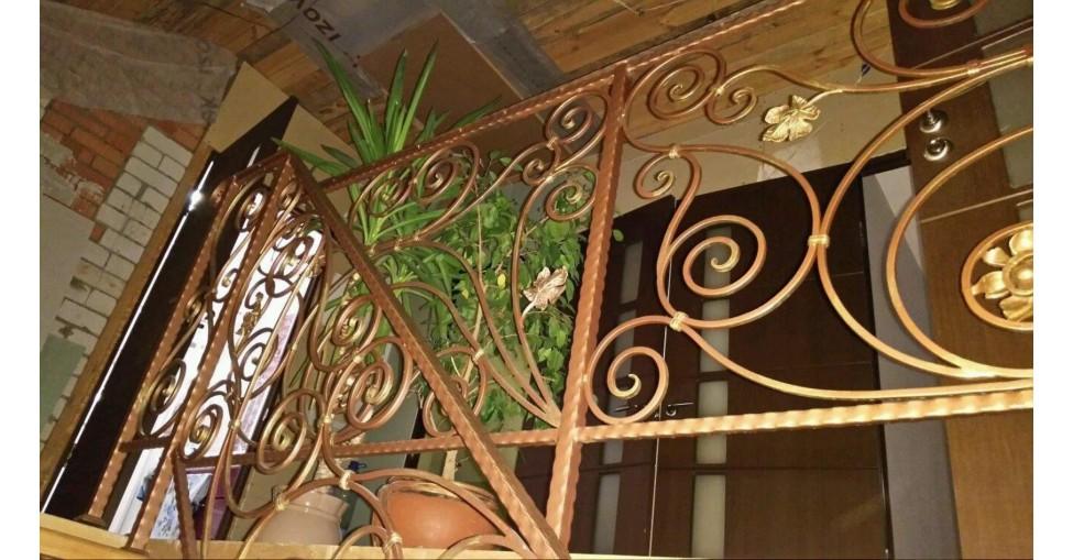 Ковка лестницы 1