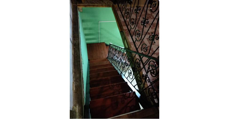 Ковка лестницы 2